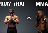 Muay Thai vs. MMA