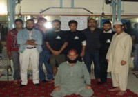 In Pictures – First BJJ seminar in Pakistan