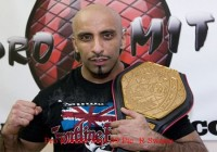 Shah Hussain to fight Oct. 24th in Ultimate Challenge UK -Dynamite