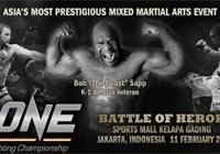 ONE FC: Battle Of Heroes