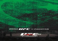 UFC coming to Pakistan?