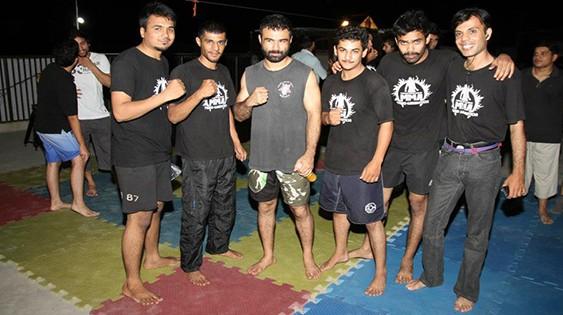 BJJ Seminar at Third Generation MMA Academy