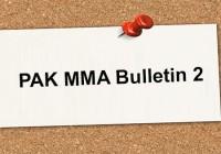 PAKMMA Bulletin 2