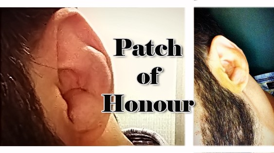 Patch of Honour