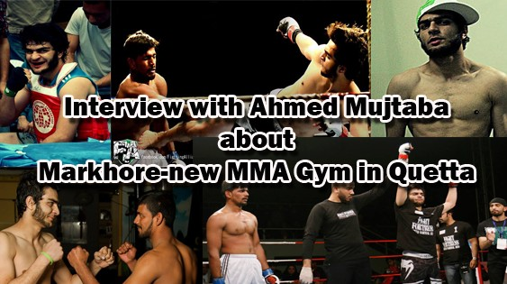 Pakistani Wolverine opens MMA Gym in Quetta