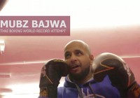 World Record Attempt of 200 Sparring Rounds