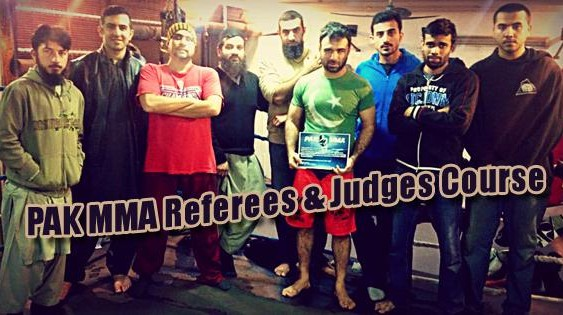 """Let's have a clean fight"", PAKMMA making Referees"