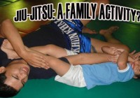 Jiu-Jitsu: A family activity?