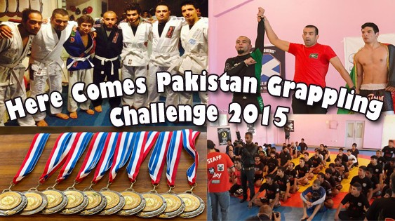 Here Comes the Pakistan Grappling Challenge 2015