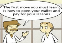 Why Should I Pay for taking Martial Art Classes?