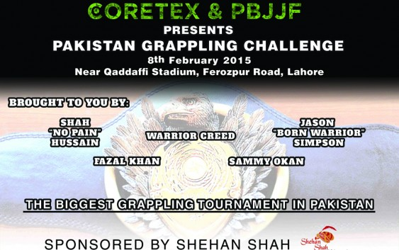 Pakistan Grappling Challenge 2015