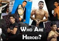 Who are Heroes?