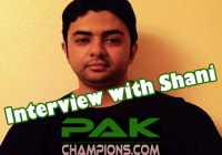 Interview with Shani the man behind Pak Champions