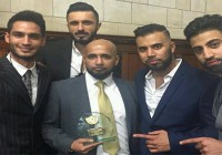 Pakistani Boxer honored by House of Lords UK