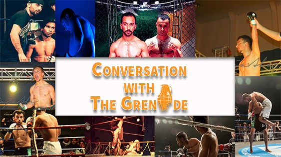 Conversation with The Grenade
